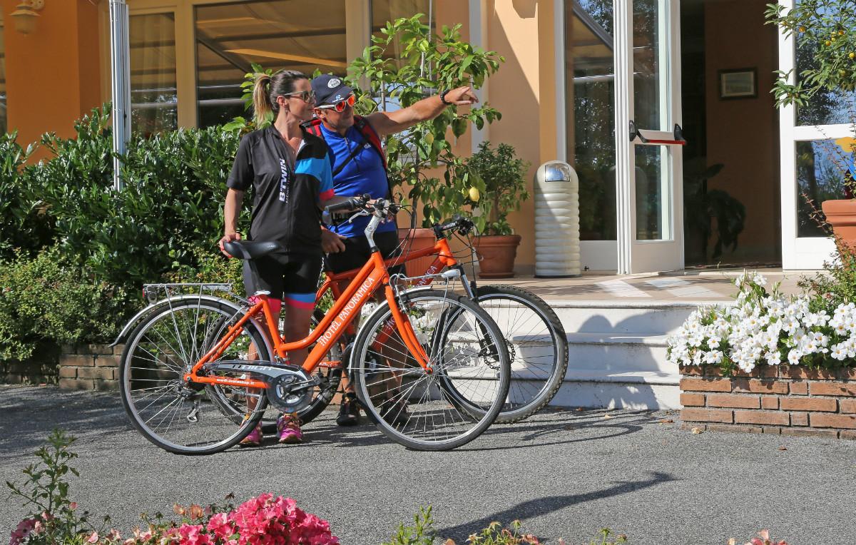 Mountinebike Gardasee Fahrradhotel