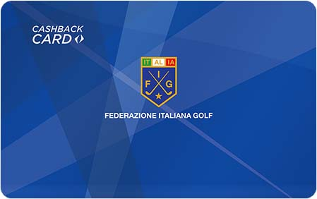 Tessera Federazione Italiana Golf