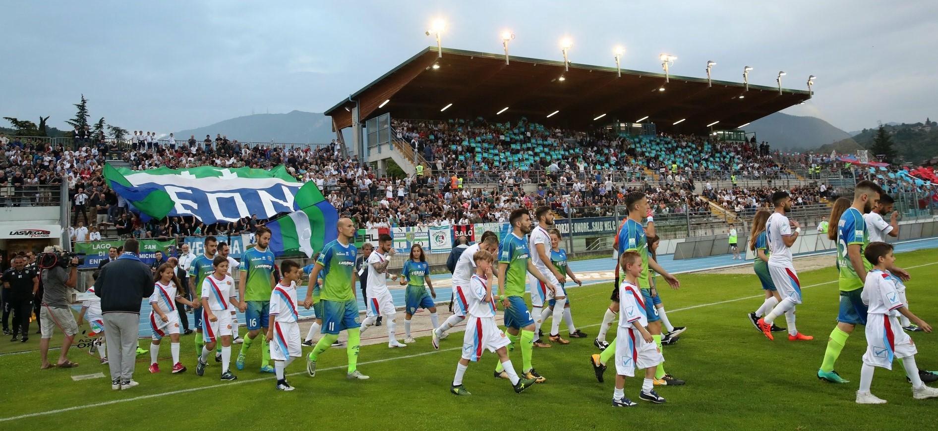 Stadio Lino Turina FeralpiSalò